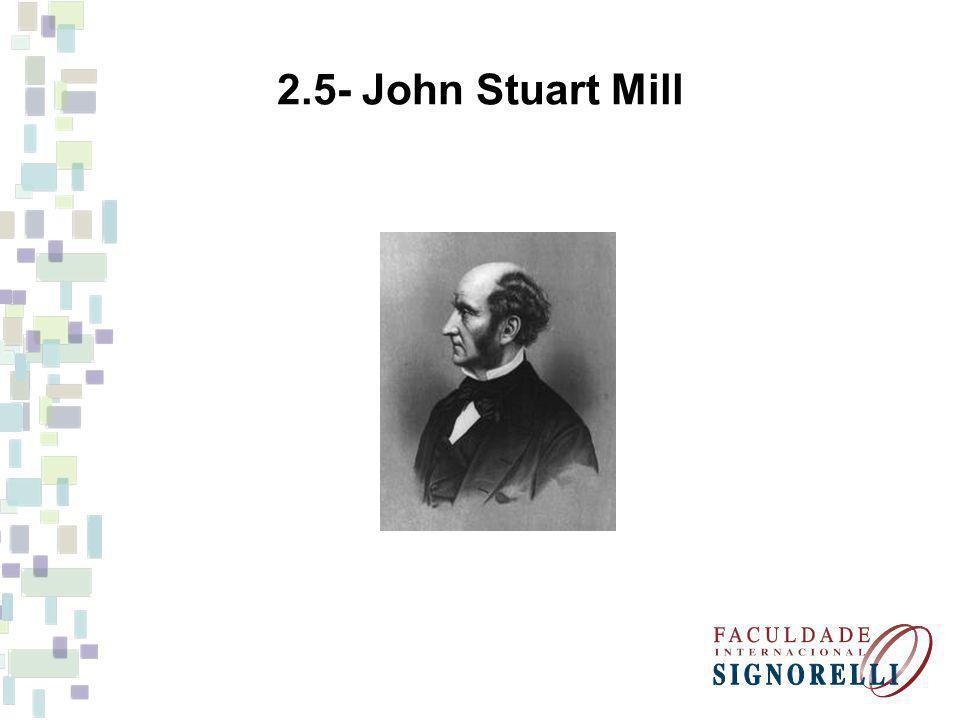 2.5- John Stuart Mill