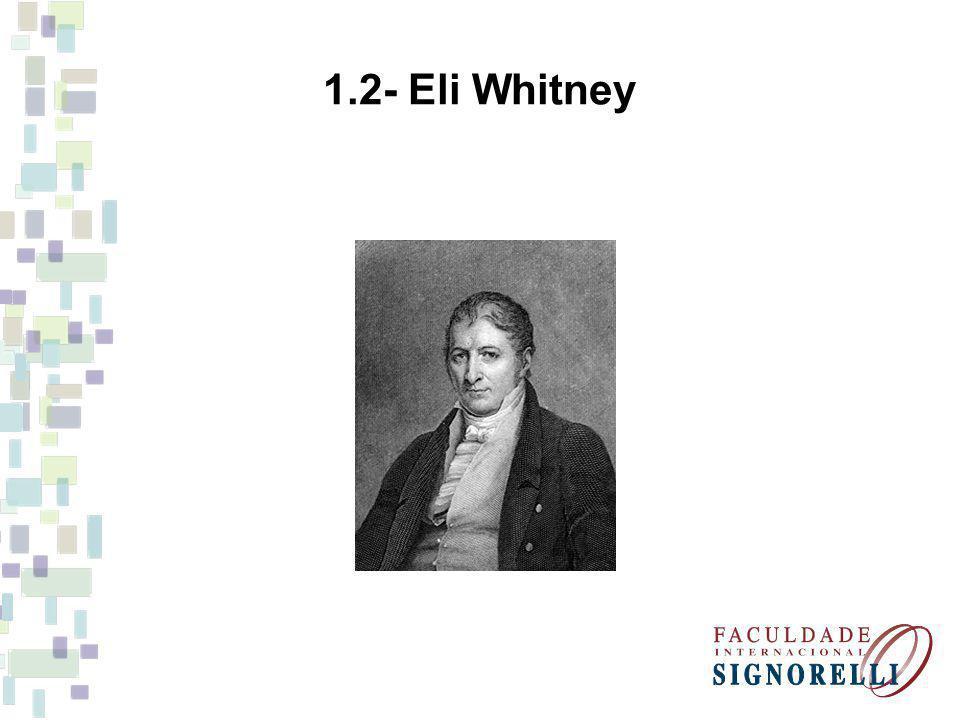 1.2- Eli Whitney