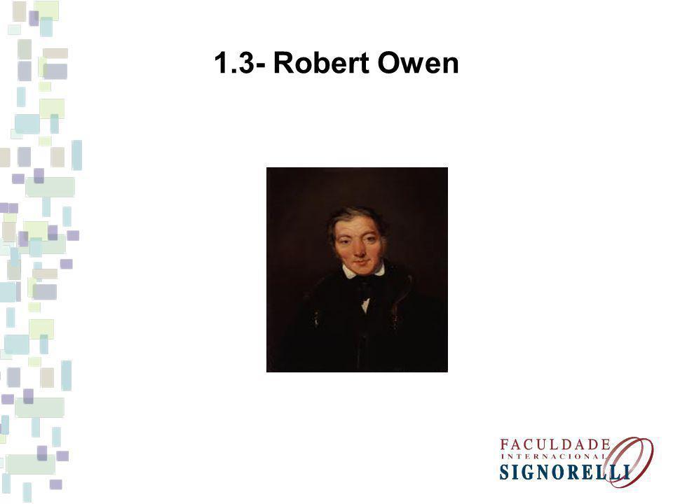 1.3- Robert Owen