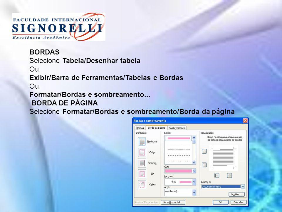 Um cabeçalho ou rodapé é um pequeno texto ou elemento gráfico que normalmente aparece na extremidade ou na base de todas as páginas do documento, sendo que o cabeçalho é impresso na parte superior e o rodapé na parte inferior da página.