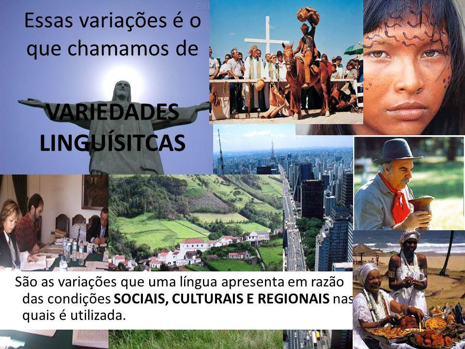 O Brasil é um país grande e diversificado, com Estados ricos e pobres, grandes e pequenos, com gente vivendo em povoados, no litoral, na floresta, nas