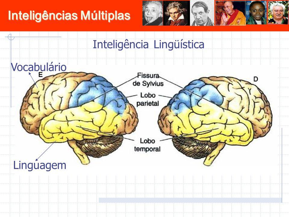 Inteligências Múltiplas Inteligência Lingüística Linguagem Vocabulário