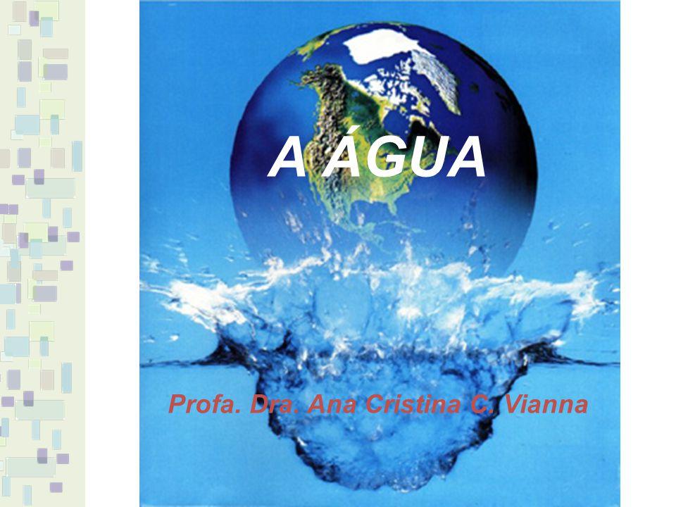 Onde está a água do nosso planeta.