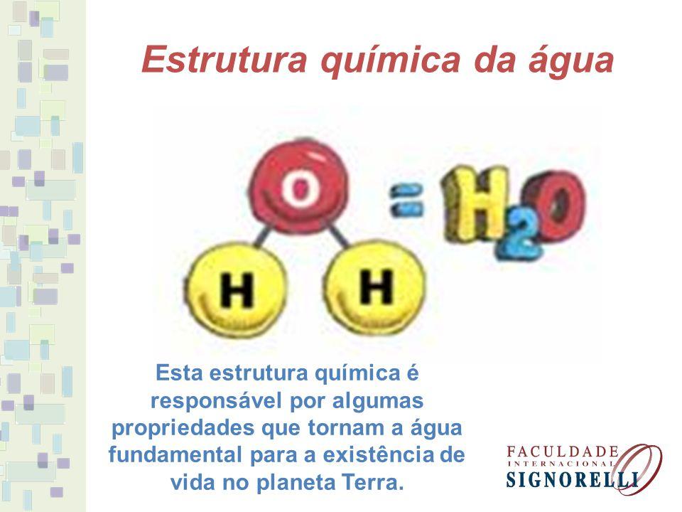 PROPRIEDADES DA ÁGUA A água é capaz de absorver o calor, essa capacidade é conhecida como capacidade térmica.