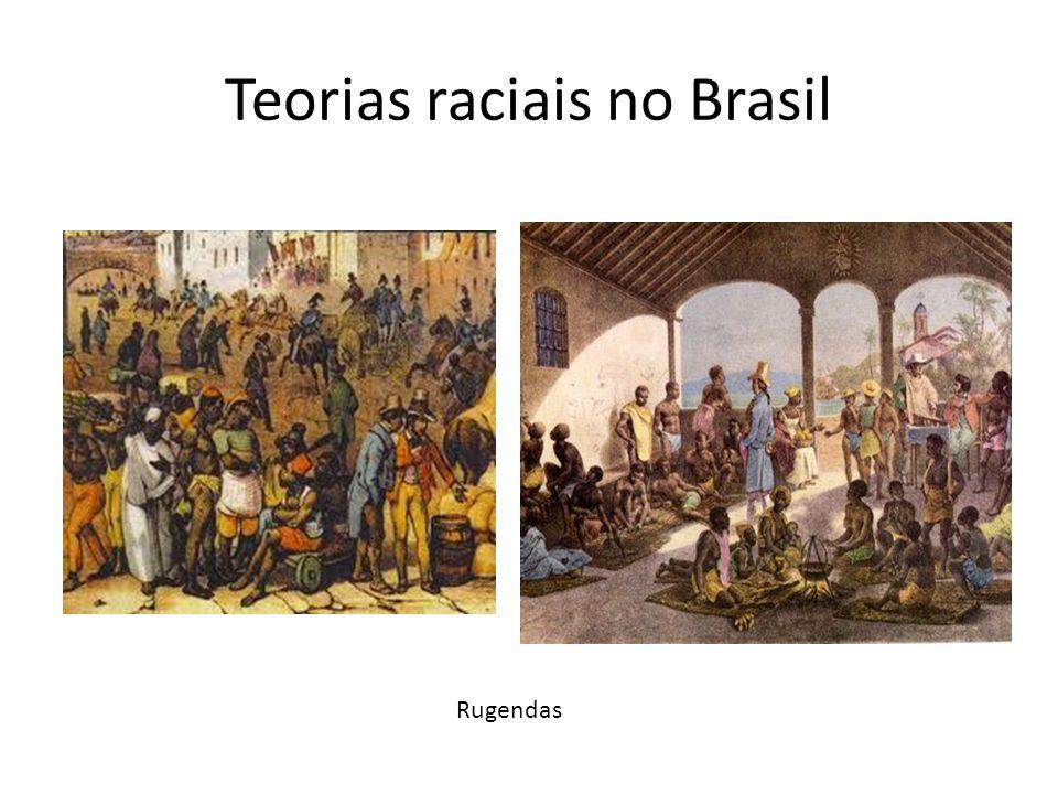 Teorias raciais no Brasil Rugendas