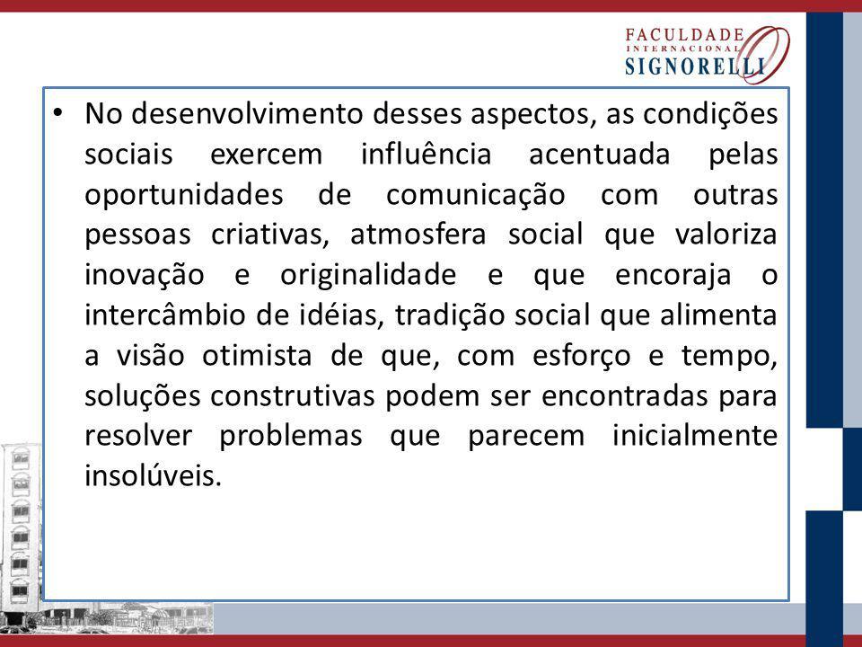 COMO CRIAR UM CLIMA DE CRIATIVIDADE ORGANIZACIONAL 1.
