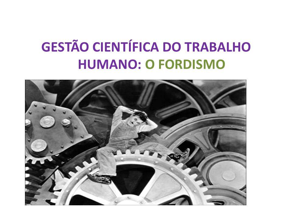 Definição Sistema de produção, desenvolvido pelo fundador da Ford Motor Company, o norte- americano Henry Ford.