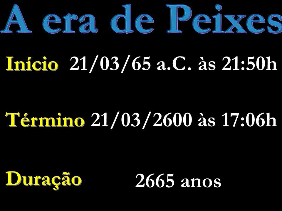 21/03/2600 às 17:06h Início Término 21/03/4310 às 00:43h Duração 1710 anos