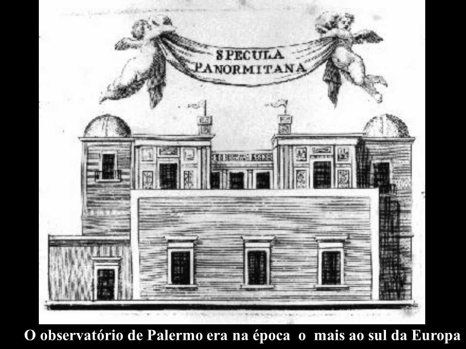 Anuncia sua descoberta no dia 24 de janeiro de 1801