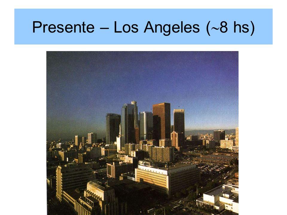 Presente – Los Angeles ( 8 hs)