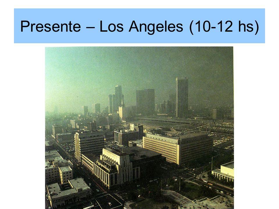 Presente – Los Angeles (10-12 hs)