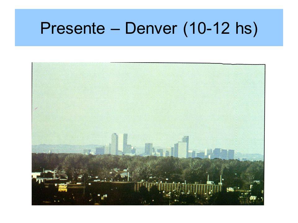 Presente – Denver (10-12 hs)