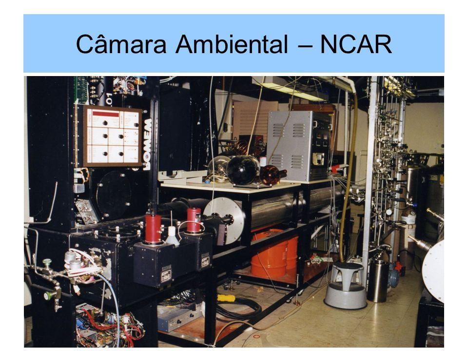 Câmara Ambiental – NCAR