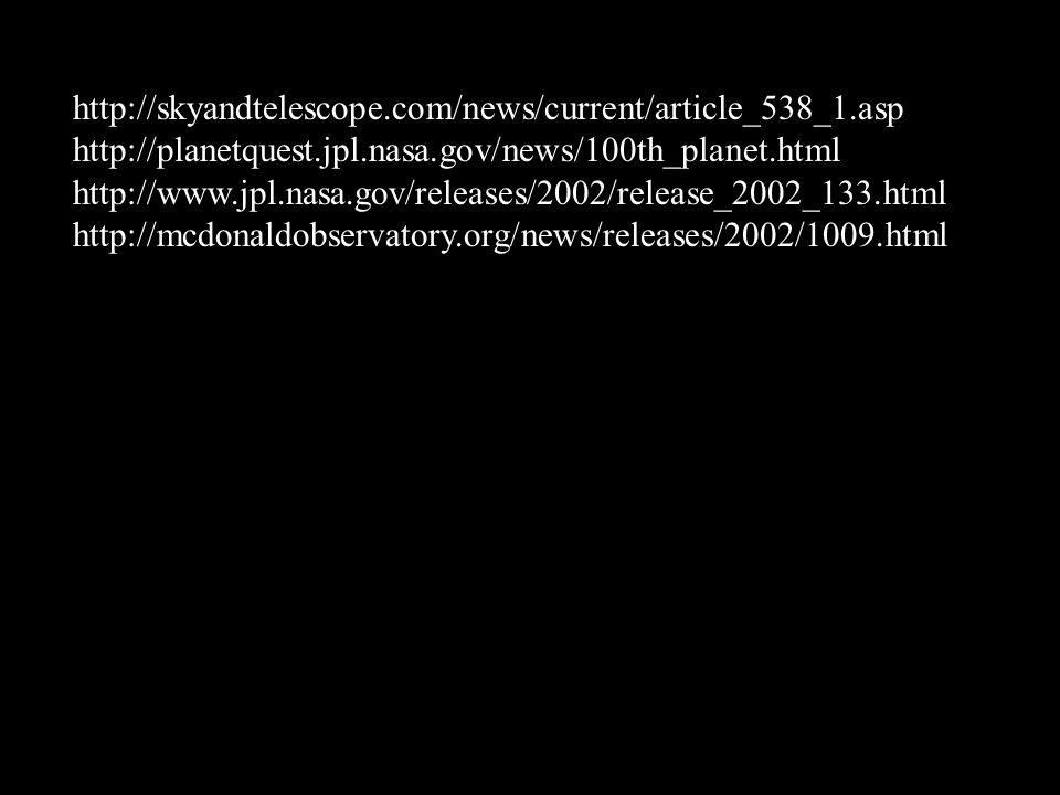 DESCOBERTO SISTEMA PLANETÁRIO PARECIDO COM O SISTEMA SOLAR DESCOBERTO SISTEMA PLANETÁRIO PARECIDO COM O SISTEMA SOLAR Anunciada a descoberta de um seg
