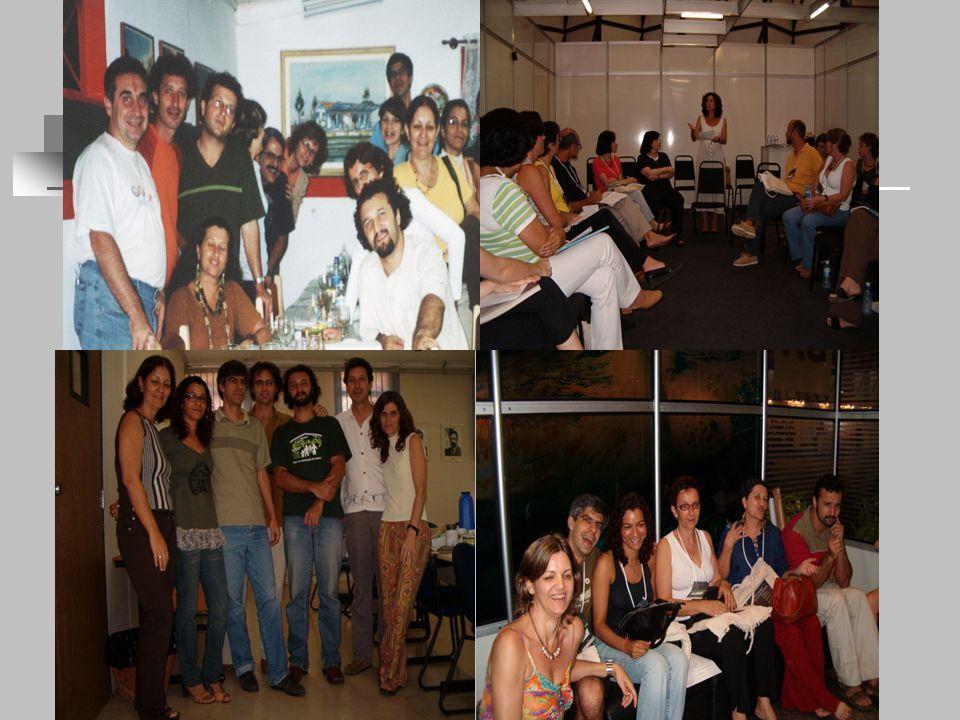 V Fórum Brasileiro de EA – V Encontro da RUPEA: Goiânia - 2004: desenho da pesquisa e apoio da CGEA-MEC Fortalecimento da rede Subsídios para a formulação de políticas públicas de EA para a Educação Superior O mapeamento da EA nas IES brasileiras - 2005