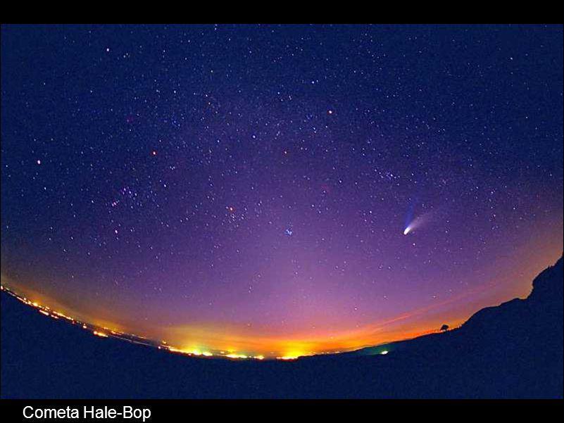 Cometa Hale-Bop