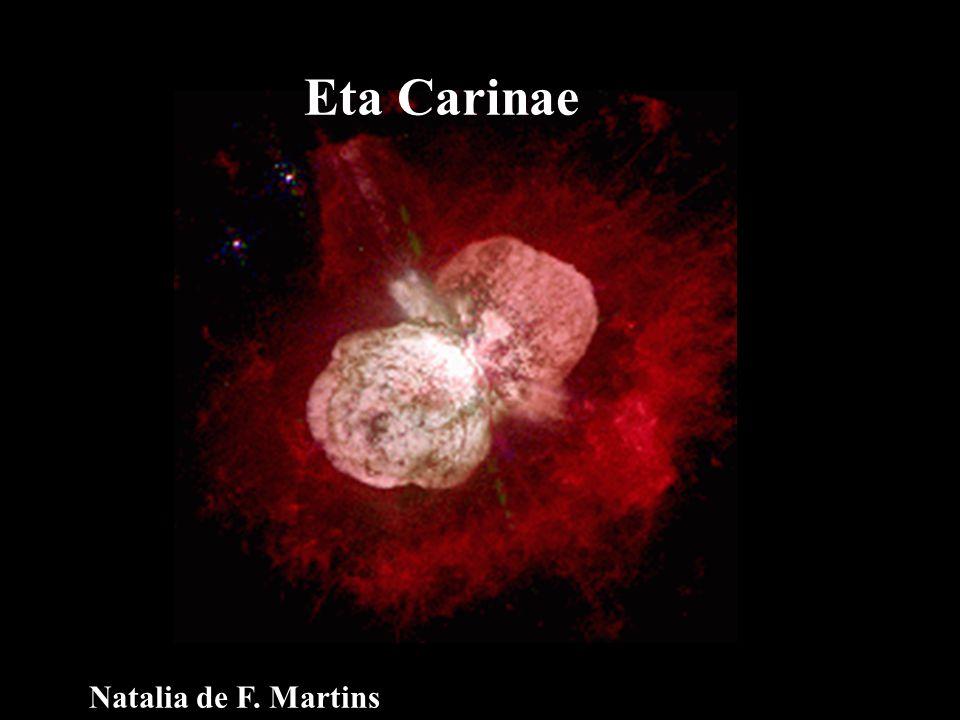 primeiramente... Quem é essa tal de Carinae?