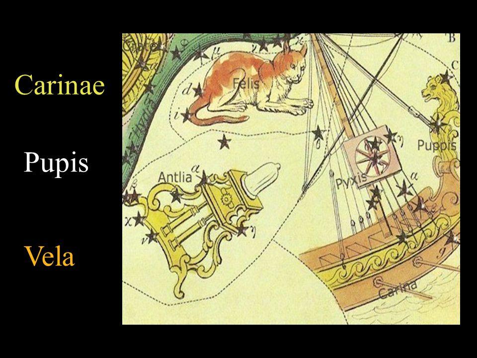 E a estrela da seu show... 1830 - segunda estrela mais brilhante do céu noturno. Grande Erupção