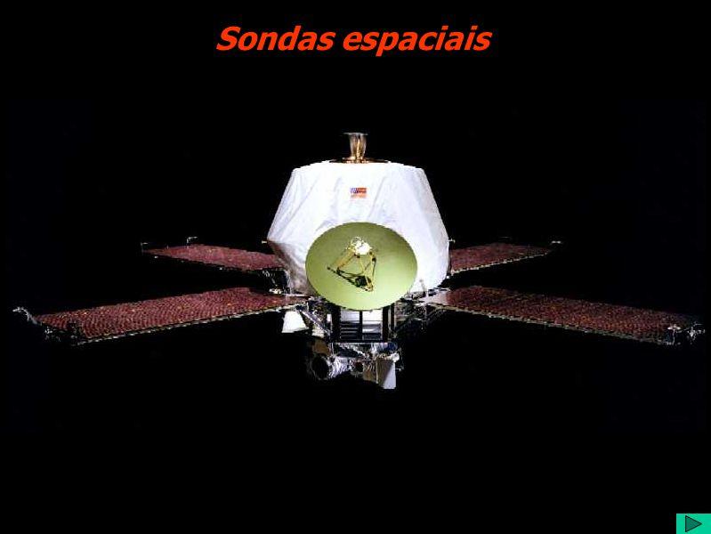 Sondas espaciais