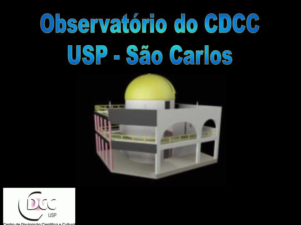 A bertura do Setor de Astronomia – CDCC
