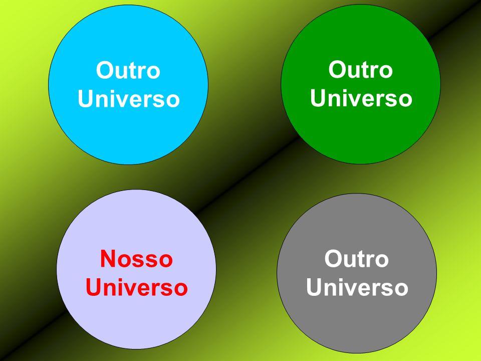 Nosso Universo Outro Universo Outro Universo Outro Universo