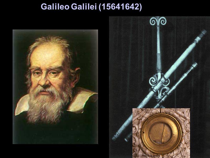Galileo Galilei (15641642)