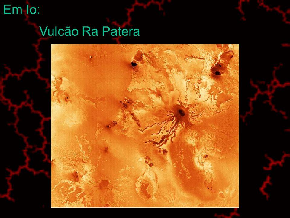Em Io: Vulcão Ra Patera