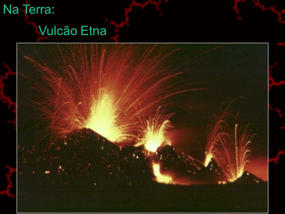 Na Terra: Raio X de um Vulcão