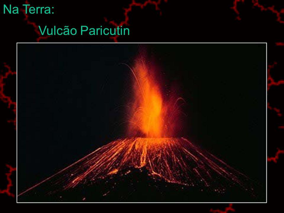 Na Terra: Vulcão Sakura-jima