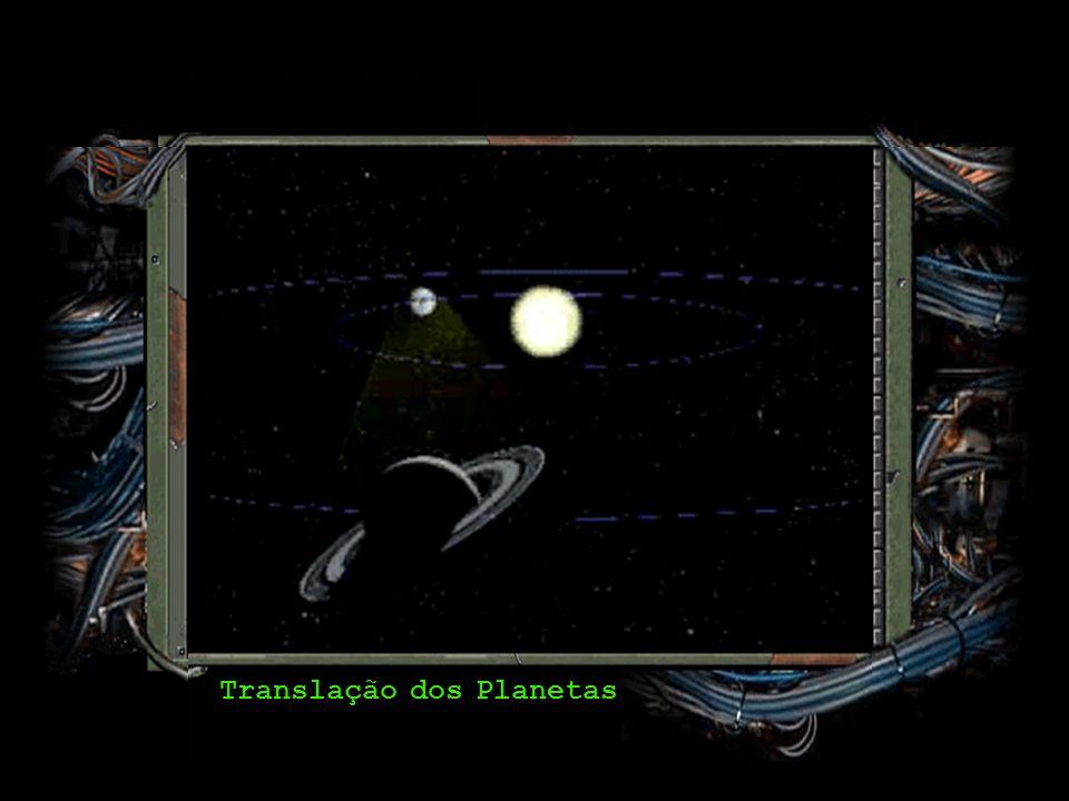 Rotação (dia): 10,6 horas Translação (ano): 29 anos Diâmetro: 120 536 km Temperatura: -178ºC Luas: 46 (confirmadas) Saturno Composição Química: Hidrog