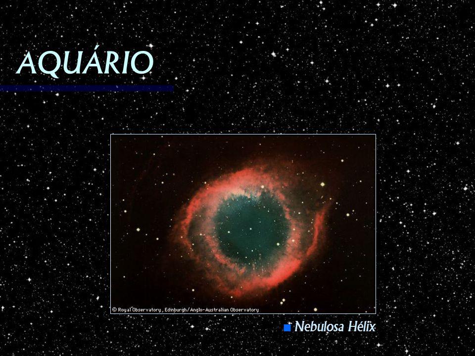 AQUÁRIO Nebulosa Hélix Nebulosa Hélix