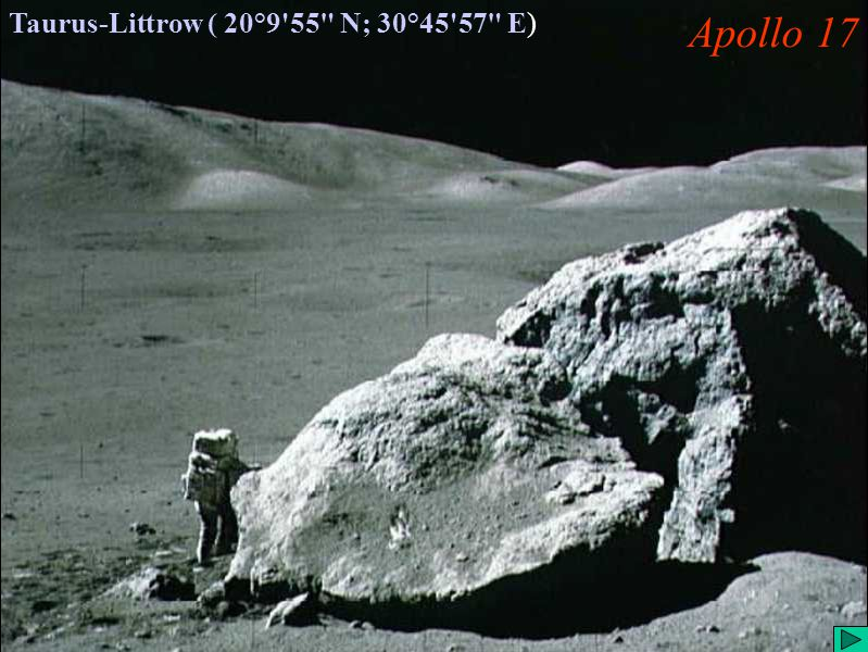Apollo 17 (II) Apollo 17 Taurus-Littrow ( 20°9 55 N; 30°45 57 E)