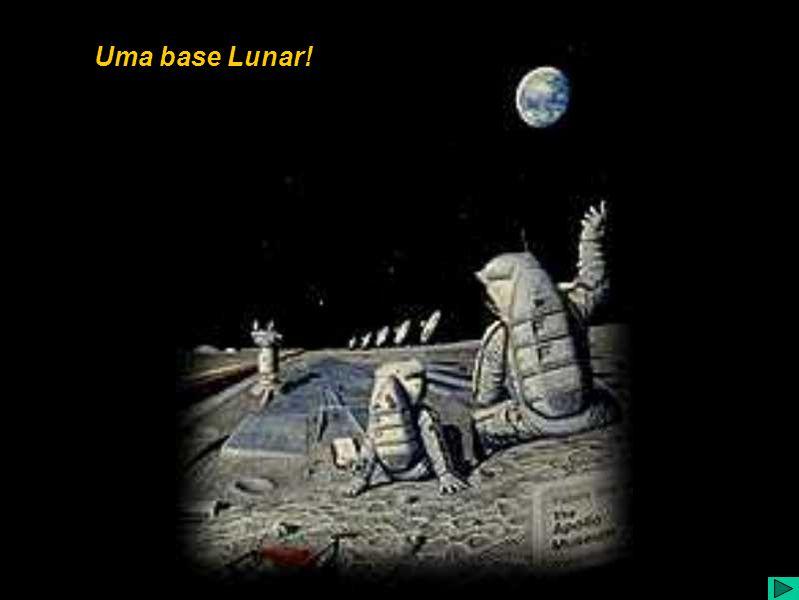 Uma base Lunar!