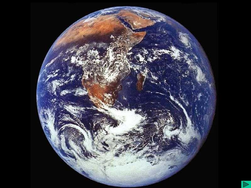 Terra em fase (III)