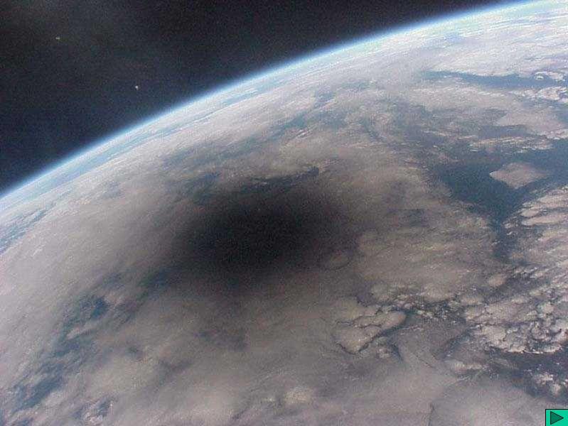 Eclipse Solar - 11- julho-1991