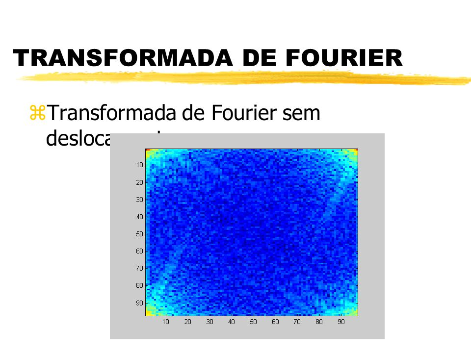 zTransformada inversa de Fourier