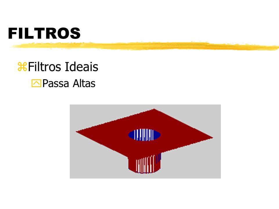 FILTROS zFiltros Ideais yPassa Baixas