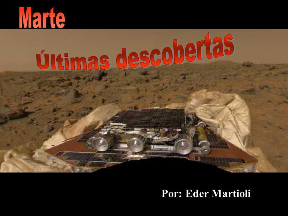 Marte Distância média ao Sol: 230 milhões Km 150 milhões Km Diâmetro: 6750 Km 12680 Km Inclinação do eixo: 25 graus 23.5 graus Ano: 687 dias 365.25 dias Dia: 24:37 hs 23:56 hs Gravidade: 0.375 g(Terra) 2.66 g(Marte) Temperatura: Atmosfera: dióxido de carbono nitrogênio,oxigênio, vapor de água argônio e outros.