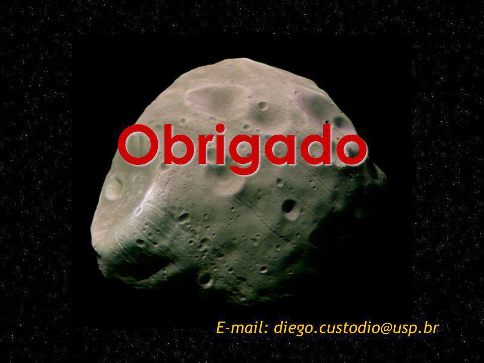 Obrigado E-mail: diego.custodio@usp.br