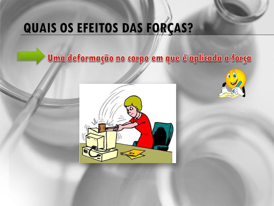 UMA FORÇA PODE SER:
