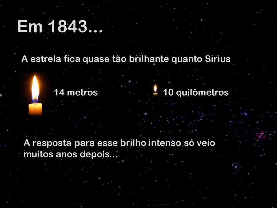 Em 1843...