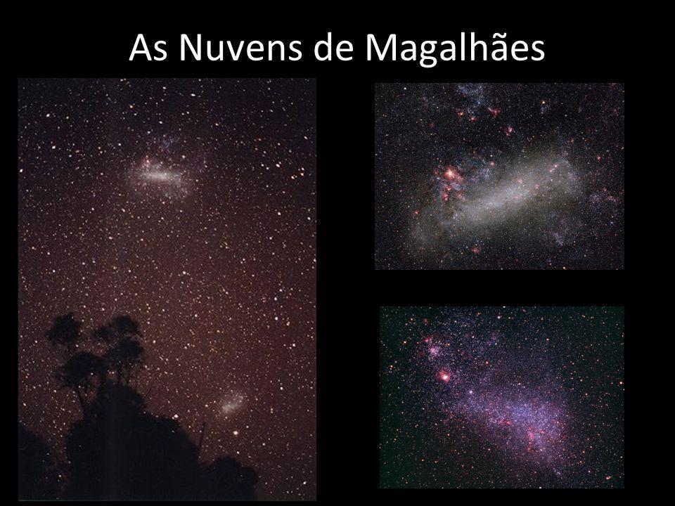 As Nuvens de Magalhães