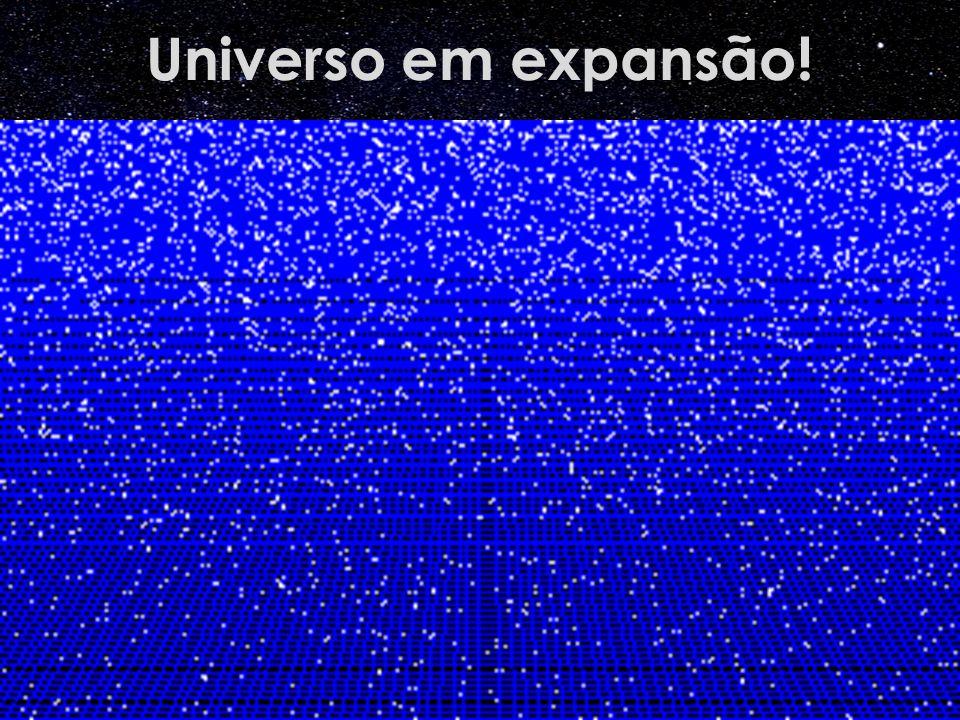 Universo estático?