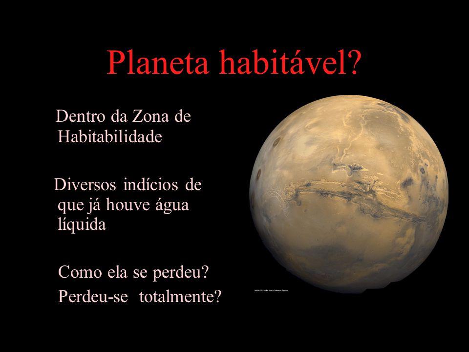 Planeta habitável.