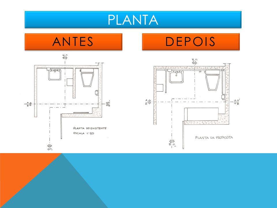 PLANTA ANTES DEPOIS
