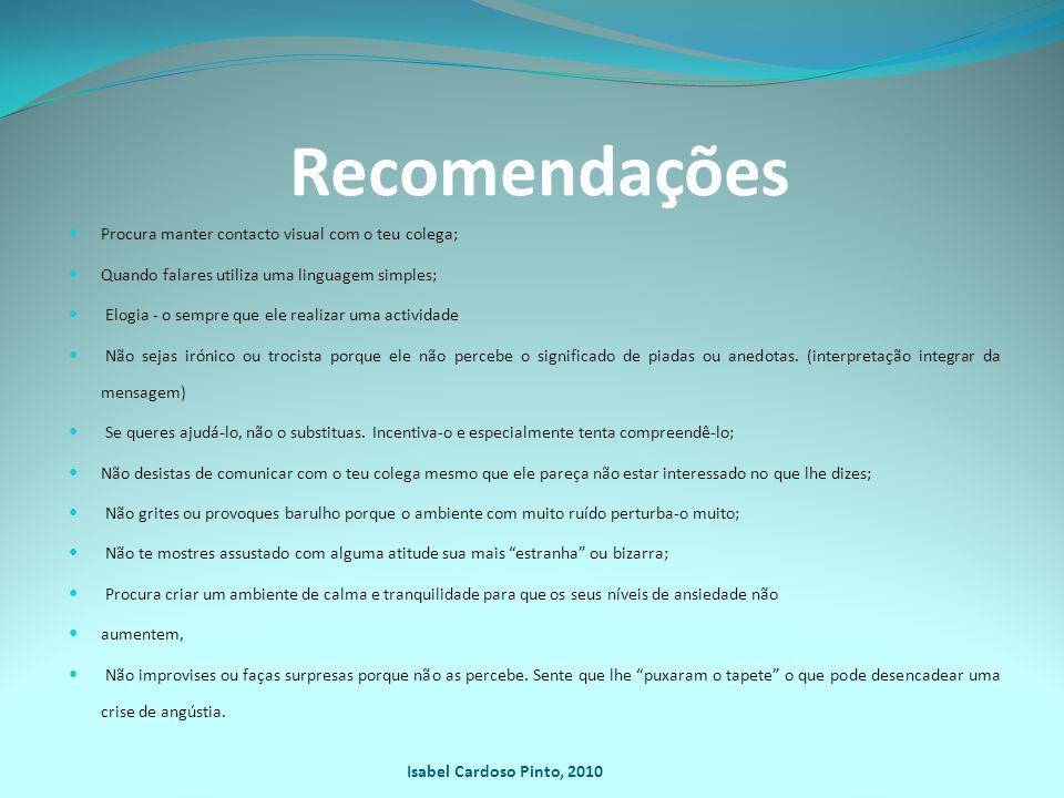 ASPERGER livros recomendados: Posso explicar-te o que é a síndrome de Asperger?-info@apsa.org.ptinfo@apsa.org.pt Mamã, aquilo é um ser humano ou um animal.