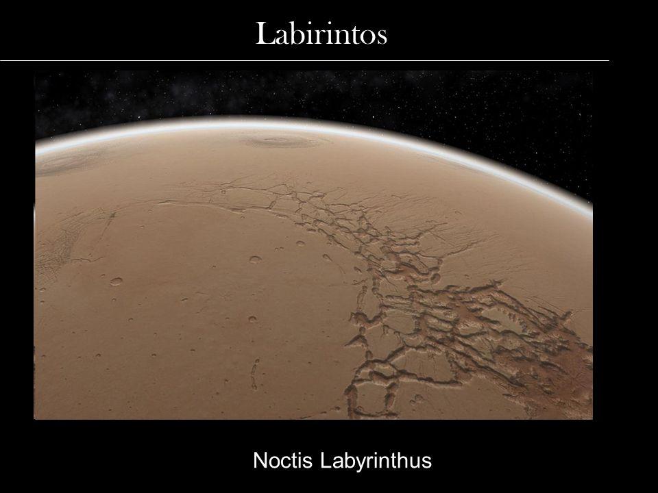 Labirintos Noctis Labyrinthus