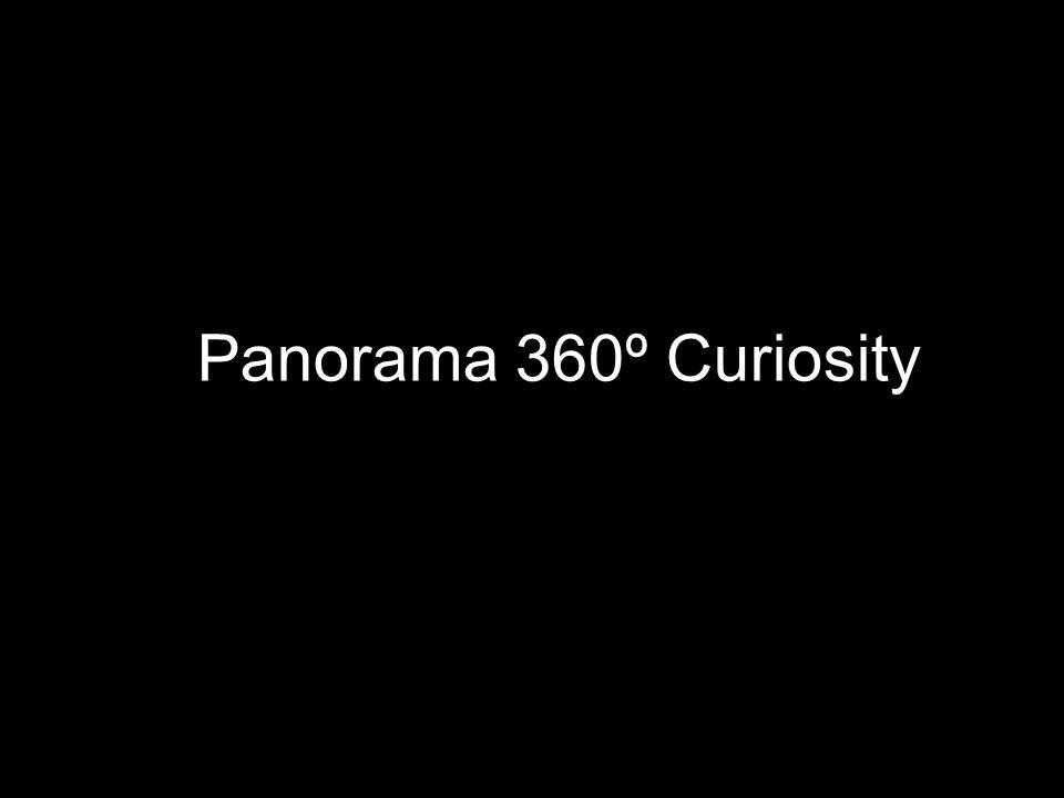 Panorama 360º Curiosity