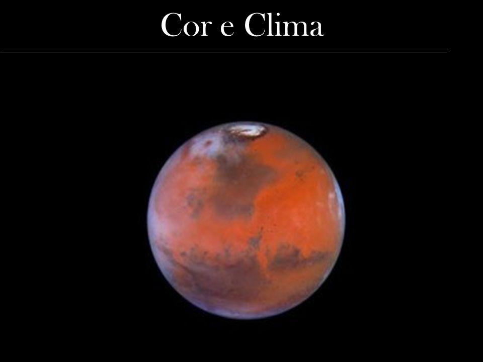 Phobos e Deimos são as duas luas de Marte.Curiosidade: Seus nomes significam Medo e Terror.
