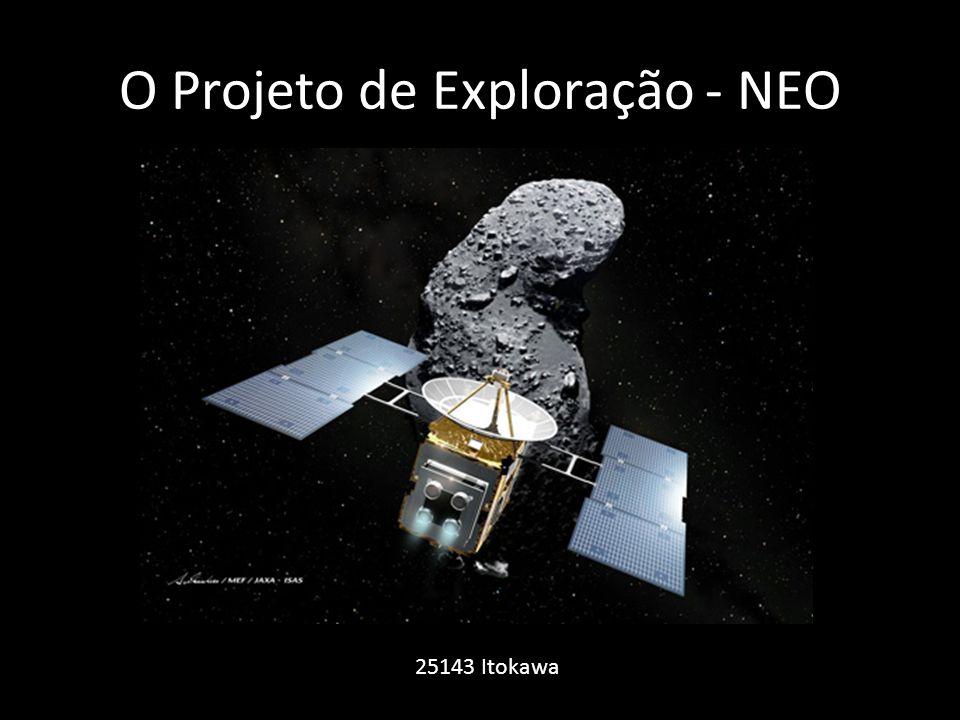 O Projeto de Exploração - NEO 25143 Itokawa